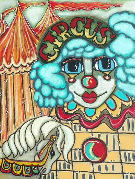 circus-clown-by-kimberly-mcguiness